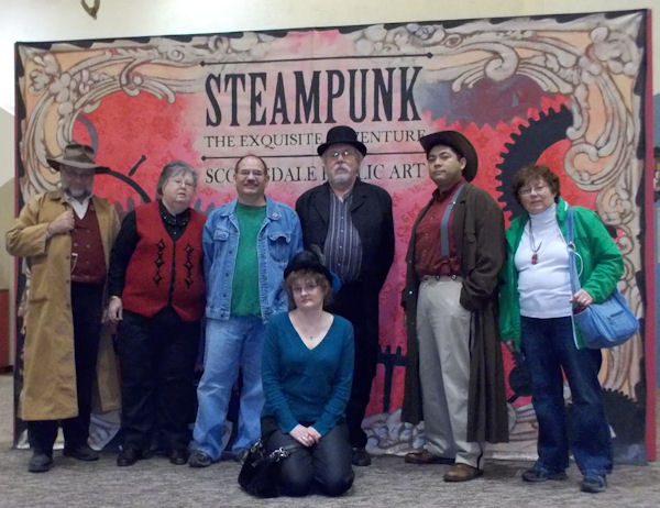 SWCG at Steampunk: